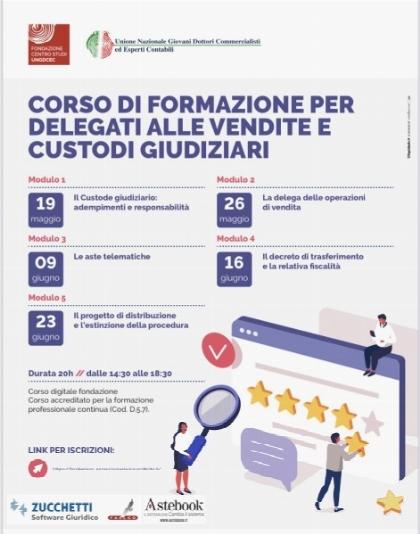 Astebook Sponsor del Corso di formazione per delegati alle vendite  [..] - News